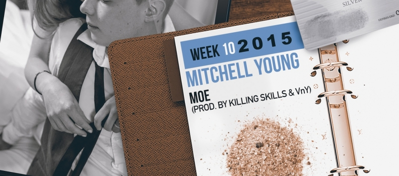 Muziek: Mitchell Young – Moe (prod. by Killing Skills & VnY)