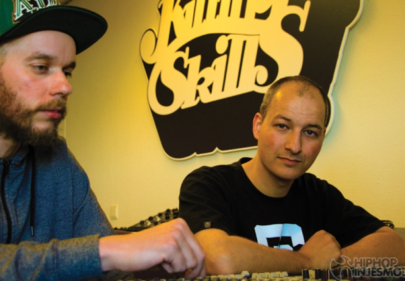 Hiphop In Je Smoel interview Killing Skills