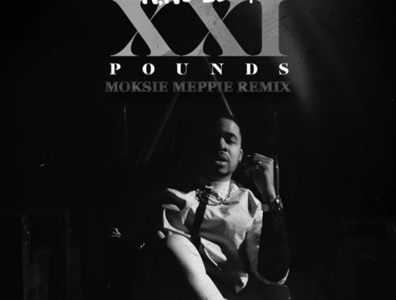 Moksie Meppie dropt 21 Poundz remix