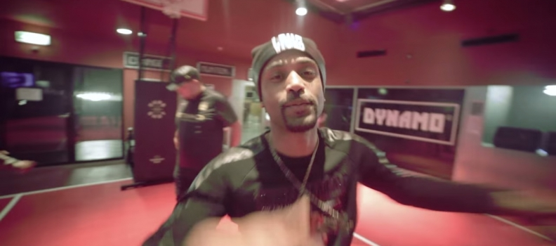 "Video: Krulle in ""Rock da Rim"" cypher"